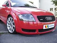 AUDI TT 8N (1998-2006) NEW GENUINE FRONT BUMPER SPLITTER SPOILER 1ML805903