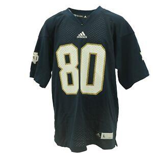 Notre Dame Fighting Irish Adidas NCAA Football Kids & Youth Size Jersey New