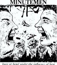 Minutemen - Buzz or Howl Under the Influence of Heat [New Vinyl]