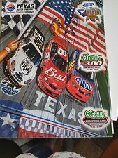 Nascar Texas Motor Speedway April 2002 Program