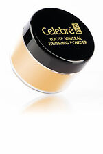 Celebre Pro HD Loose Mineral Finishing Powder ultra fine Mehron cosmetic makeup