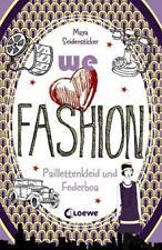 Seidensticker, Maya - we love fashion - Paillettenkleid und Federboa //1