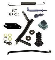 70-71 Camaro Clutch Linkage Set