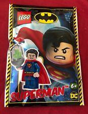 Lego Special Superman Mini Figure Foil Pack