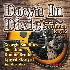 "Various Artists ""Down in Dixie - The Best of Southern Rock"" w/ Skynyrd & more"