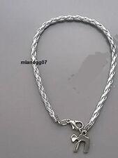 3 Kabbalah String Bracelet Chai Red & Black Against Evil Eye