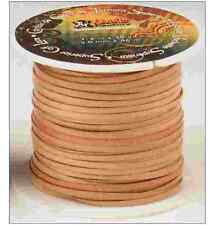 """Superior Calf Lace Natural 1/8"""" x 50 yds. 5007-05 by Tandy Leather"""