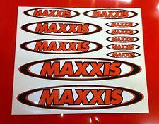 Maxxis Tire Tyres Drift Stickers Job Lot Bumper Door Sticker Decal Stickers Maxi