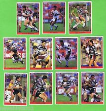 1993 GOLD COAST SEAGULLS  RUGBY LEAGUE CARDS