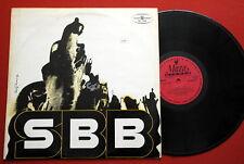GRUPA S.B.B. SBB PSYCH/PROG/ELECTRO POLISH PRESSING LP