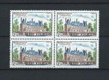 SERIE TOURISTIQUE - 1981 YT 2135 bloc de 4 - TIMBRES NEUFS** MNH LUXE