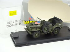 Verem Militar Ejército 1/50 - Dodge WC56 Ejército de los E.E.U.U.