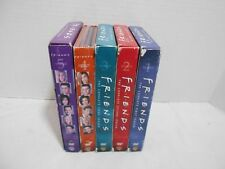 Friends TV Series DVD Box Set Complete Seasons 1, 2, 3, 4, 5 Like New