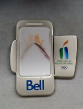 2010 VANCOUVER BELL PHONE TORCH RELAY OLYMPIC WINTER GAMES PIN