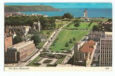Postcard The Hoe Plymouth Devon   (A34)