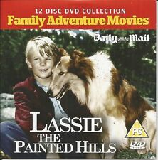 LASSIE THE PAINTED HILLS -- DAILY MAIL PROMO DVD