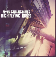 """Noel Gallagher's High Flying Birds : The Death of You and Me Vinyl 7"""" Single"""