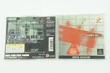 Silent Hill PS1 Konami Sony Playstation 1 From Japan