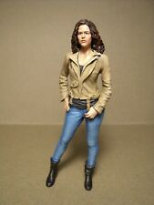 FIGURINE 1/18  FAST AND FURIOUS  LETTY  VROOM  A PEINDRE  FOR  MATTEL MINICHAMPS