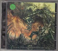 GOREZONE - brutalities of modern domination CD