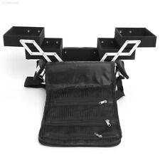 Travel Big Makeup Case Cosmetic Tech Bag Train Case Makeup Tool Shoulder Bag Box