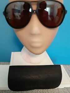 Vintage Serengeti Aviator  Drivers Sunglasses 5274 L Corning Optics