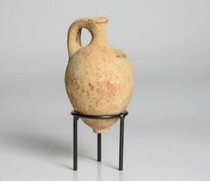 Holy Land Middle Bronze-Age juglet: Circa 1850 BC.
