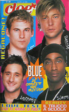 CIOE' 3 2004 Blue Robbie Williams Pink Christina Aguilera Enrique Iglesias Bloom