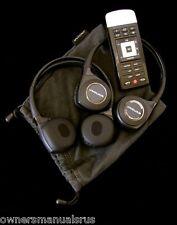 Jaguar Headphones and Remote OEM