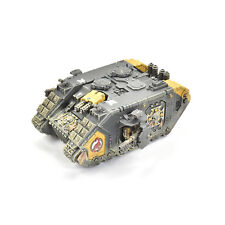 SPACE MARINES Land raider redeemer #1 PRO PAINTED Red Scorpions army