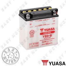 BATTERIA YUASA YB9-B MALAGUTI F12 PHANTOM MAX 125 2003>2004