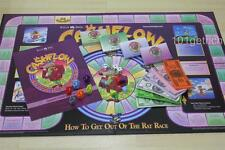 NEW SEALED RICH DAD CLASSIC CASHFLOW 101 & 202 BOARD GAME WITH FINANCIAL 5CDs