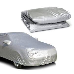 XXL Bâche Auto Housse de Protection Couverture Soleil Pluie UV Pour SUV Voiture