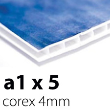 5 x Correx Sign Boards | 4mm A1 | Printed UV Full Colour