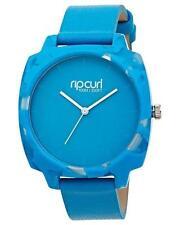 Rip Curl ALANA ACETATE LEATHER WATCH Women's Waterproof Watch New - A2636G Blue