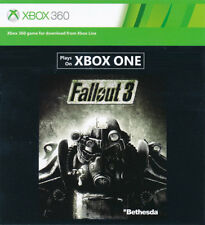 Fallout 3 Game Download DLC for Xbox One or Xbox 360 - No Disc Included