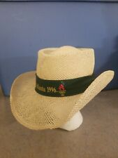 Olympics 1996 Starter Straw Vintage Hat