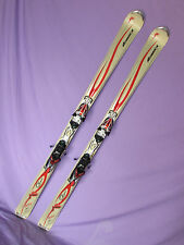 Nordica Olympia Victory women's skis 162cm w/ Nordica 0311 adjustable bindings ~