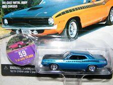 2000 Johnny Lightning 1:64 USA Muscle Cars Lmt. Ed. 1970 Plymouth AAR Cuda NIP