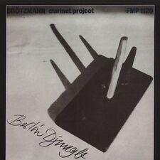Berlin Djungle by Peter Brötzmann (CD, Jul-2004, Atavistic) brotzmann