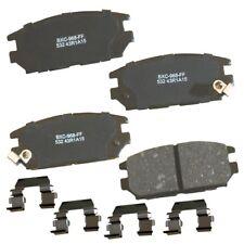 Disc Brake Pad Set-Stop Ceramic Brake Pad Rear Bendix SBC532