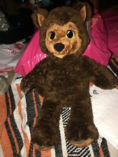 Build A Bear Werewolf 2021 In Hand NWT Stuffed With Pumpkin Spice Scent