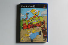 Sony Playstation 2 PS2 Spiel The Simpsons Skateboarding