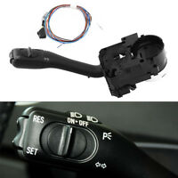 Cruise Control Stalk Switch & Harness For VW Golf/GTI MK4 Jetta Passat B5 Beetle