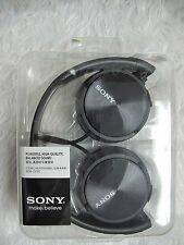 Sony MDR-ZX310 Professional Studio Headphone (Black)