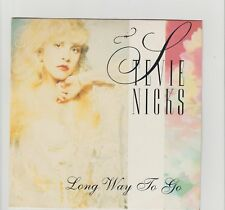 "Stevie Nicks - Long Way To Go - 1989 UK 7"" Single"