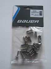 Bauer Goalie Pad Round Screw! 25 Screws Total, Hockey Goal Pads Hardware Kit