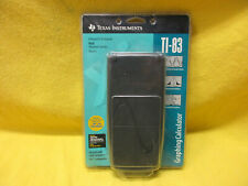 Texas Instruments Ti-83 Graphing Calculator Brand New Sealed