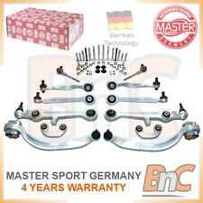 GENUINE MASTER-SPORT GERMANY HEAVY DUTY FRONT CONTROL ARM KIT AUDI