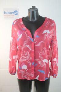 Mint Velvet Ruby Print Blouse